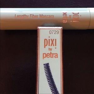 Pixi Makeup - Pixi by Petra Black Lengthy Fiber Mascara